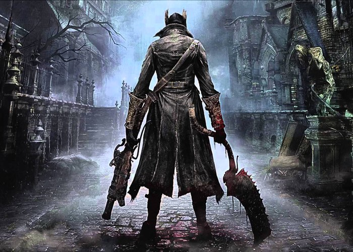 Bloodborne Saw Cleaver
