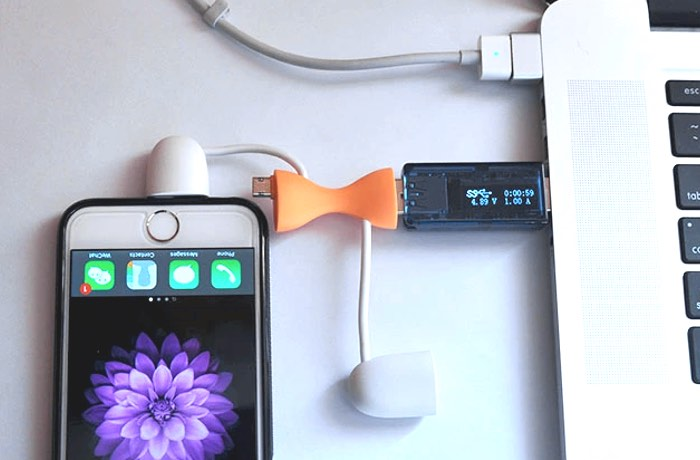 C-Cable Multi-functional Capsule Charging Cable