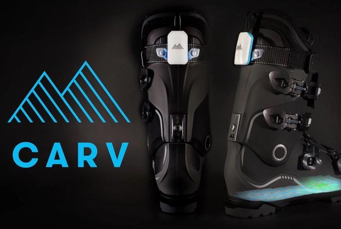 CARV Ski Boot Smart Monitor