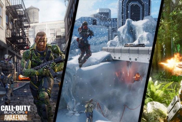 Call of Duty:Black Ops 3 Awakening DLC