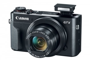 Canon G7 X Mark II And SX720 HS PowerShot Cameras Unveiled