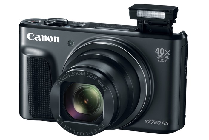 Canon SX720 HS PowerShot Camera