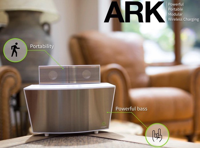 Cowin Ark Portable Speaker And Subwoofer