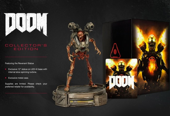 DOOM Launch Date