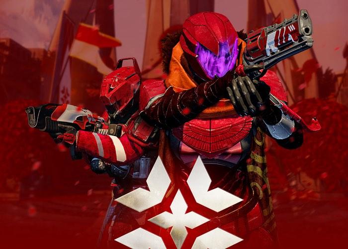 Destiny Crimson Days event