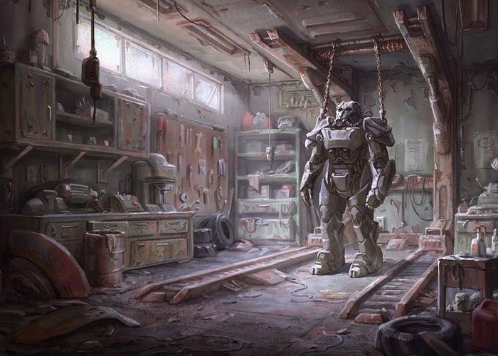 Fallout 4 PC Mods