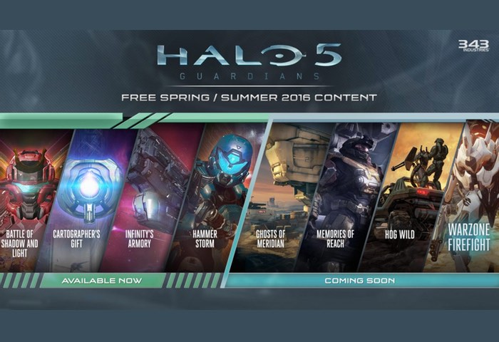 Firefight Mode Returning To Halo 5