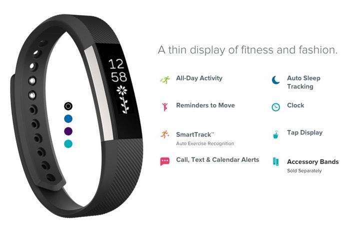 fitness tracker alta