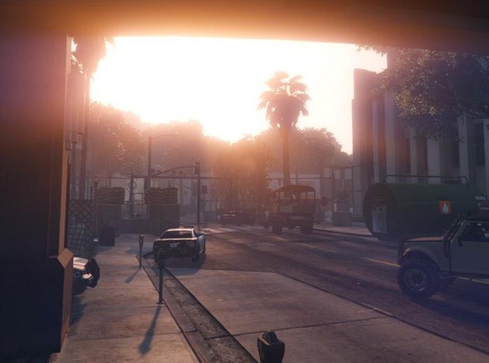 GTA V The Last Of Us Mod