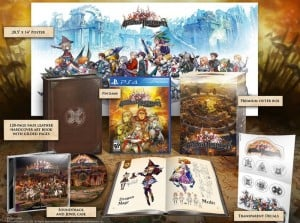 Grand Kingdom Launches On PlayStation 4 and PS Vita June 21st 2016