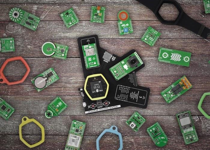 Hexiwear Internet Of Things Wearable Development Kit