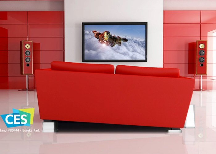 Immersit Under Sofa Immersive Motion And Vibration System