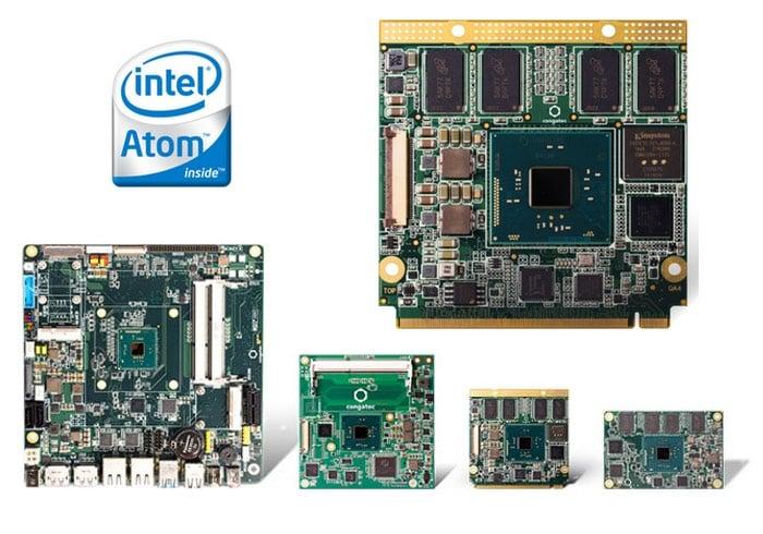 Intel Atom x5-E8000 Processor