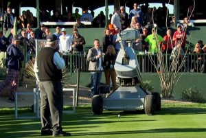Robot Golfer Scores A Hole In One (Video)