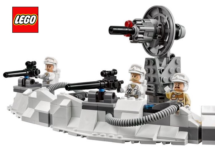 Lego Star Wars Assault on Hoth