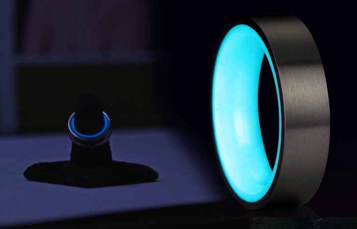 Lumus Ring Equipped With Laser Luminance Technology