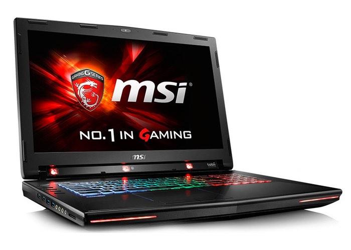 MSI GT72S G Tobii