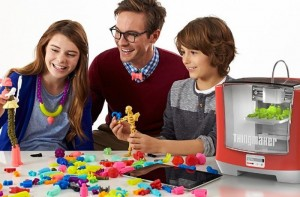 Mattel ThingMaker 3D Printer Announced For $300 Launches Fall 2016