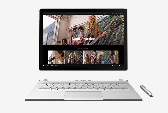 Microsoft Surface Book UK-1