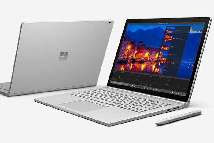 Microsoft Surface Book UK