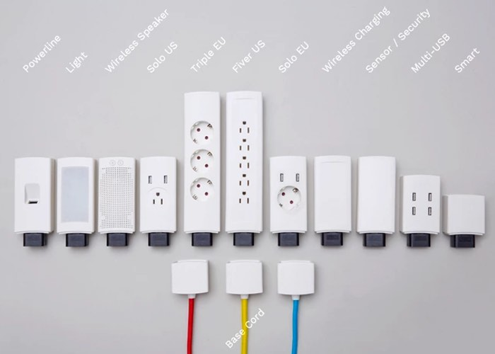 Modular Power Strip-1