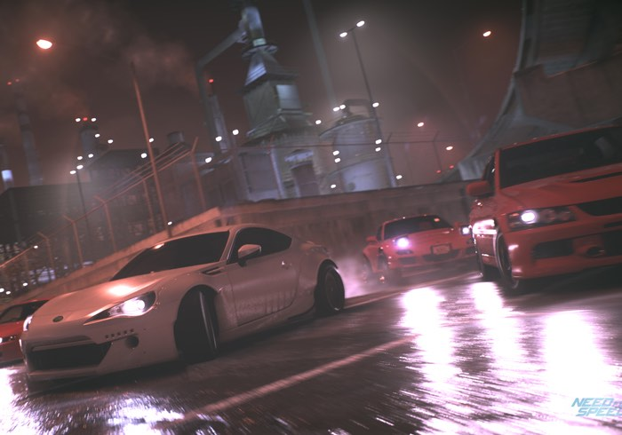 Need For Speed PC Version