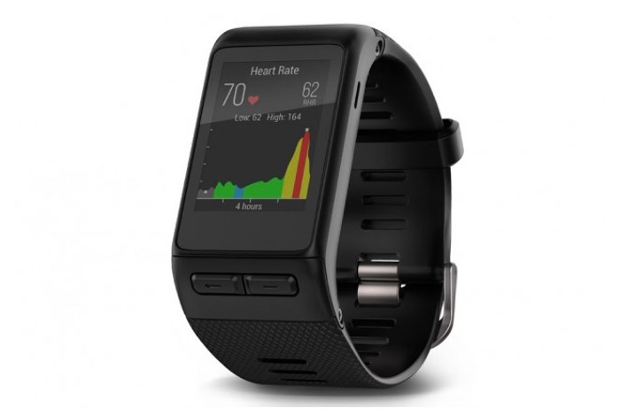 New Garmin Vivoactive HR