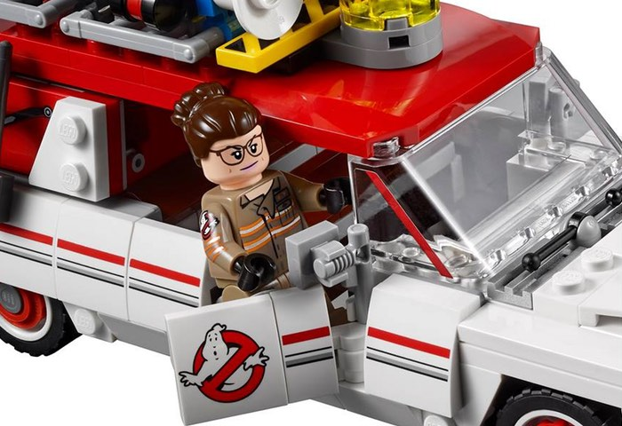 New Ghostbusters Movie Lego