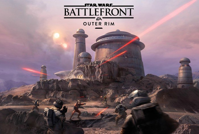 New Star Wars Battlefront Artwork