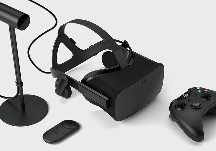 Oculus Rift PC bundles available for pre-order next week