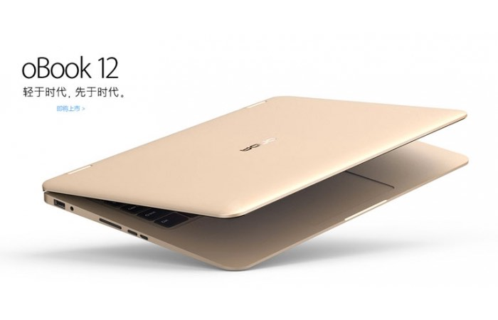 Onda Obook12 Notebook
