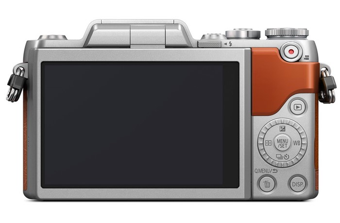 Panasonic Lumix DMC-GF8 Mirrorless Camera