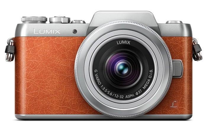 Panasonic Lumix DMC-GF8 Mirrorless Camera