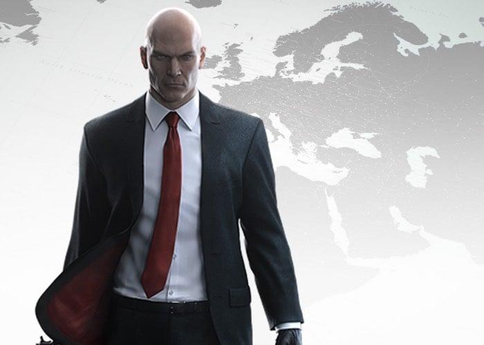 PlayStation 4 Hitman Beta