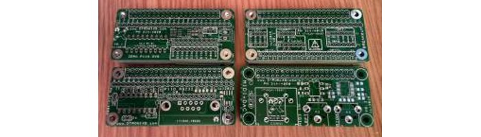Raspberry Pi Zero Add-on Boards