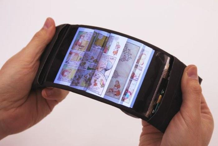 ReFlex Flexible Display