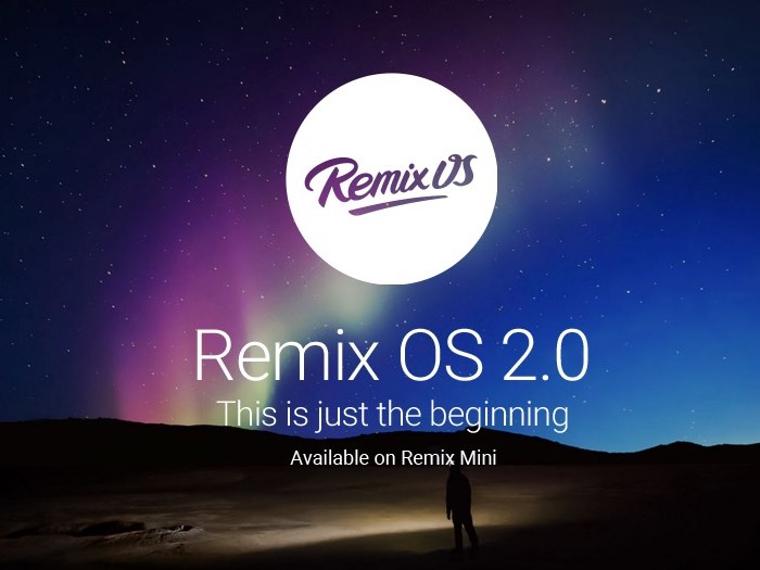 Remix OS 32-bit Version