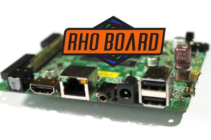 Rho Board 4K HEVC Android TV