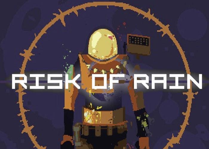 Risk of Rain PlayStation 4 PS Vita