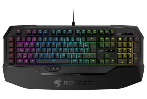 Roccat Ryos MK FX Mechanical Gaming Keyboard Launches For $170