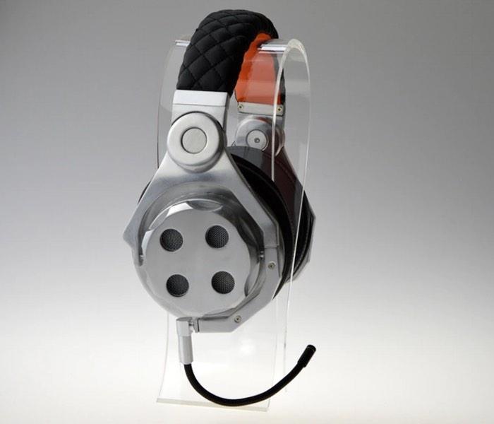 ROCK JAW Audio Sentio Audio And Gaming Headphones (video)