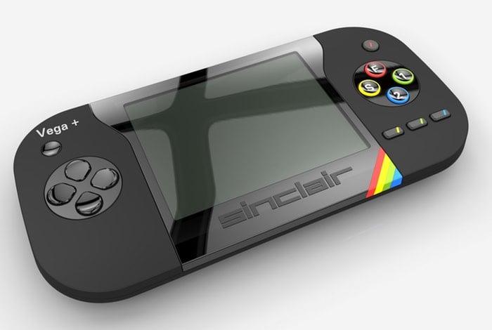 Sinclair ZX Spectrum Vega+ Handheld