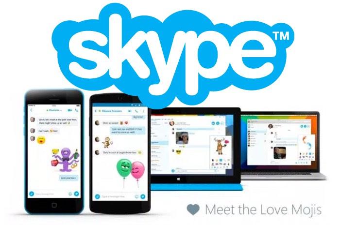 Skype musical Mojis
