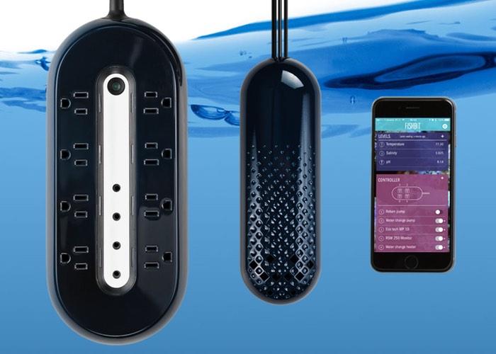 Smartphone Aquarium Monitor