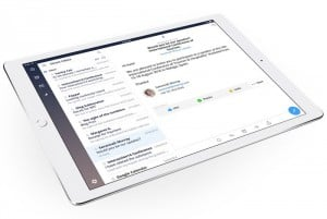 Awesome Spark iOS Email App Launches On iPad