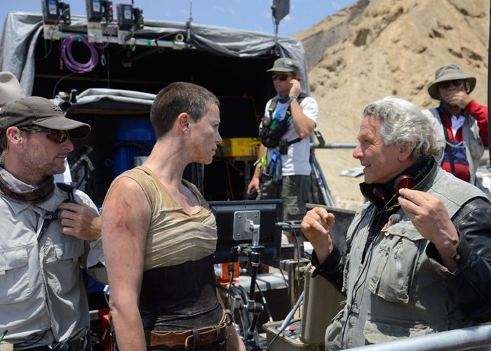 Special Effects Of Mad Max Fury Road