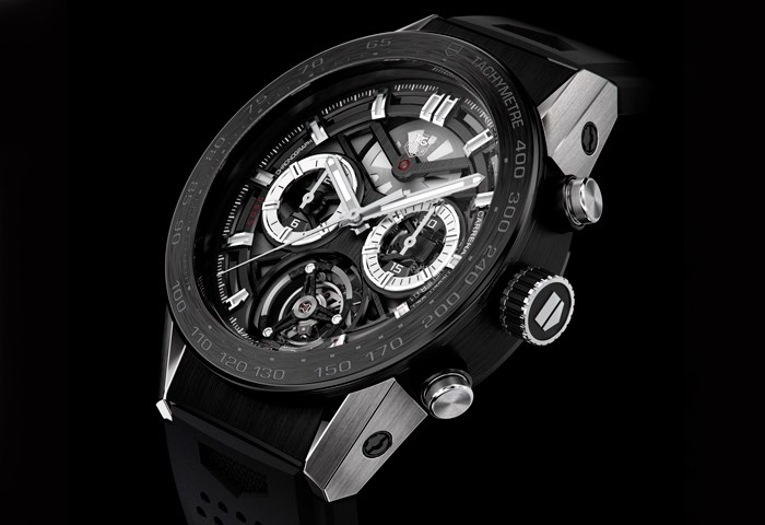 TAG Heuer Carrera Heuer 02T Watch-1