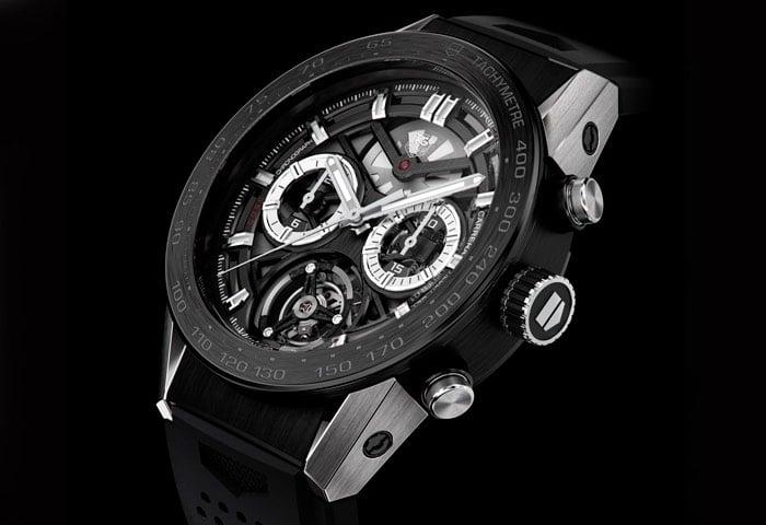 TAG Heuer Carrera Heuer 02T Watch-1