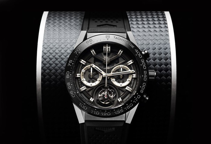TAG Heuer Carrera Heuer 02T Watch