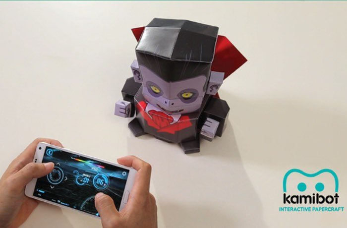 Teach Your Kids to Code With Kamibot